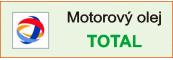 Motorový olej Total