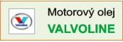 Motorový olej Valvoline
