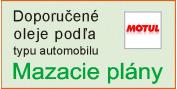 Motorové oleje Motul