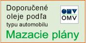 Motorové oleje Omv