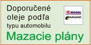 Motorové oleje Paramo