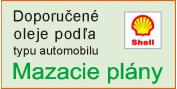 Motorové oleje Shell