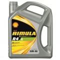 SHELL RIMULA R4 L 15W-40 4L