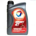 TOTAL SPORT 4T 10W-40 1L