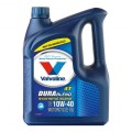 VALVOLINE DURABLEND 4T 10W-40 4L + WHITE SYNTHETIC CHAIN LUBE 100 ml