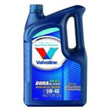 VALVOLINE DURABLEND DIESEL 5W-40 5L