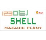 mazací plán - SHELL - motorove oleje