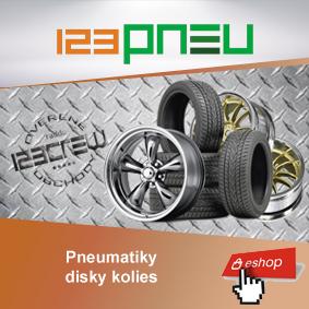 pneumatiky a disky